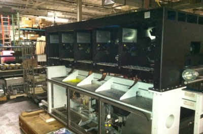 Remanufacturing services