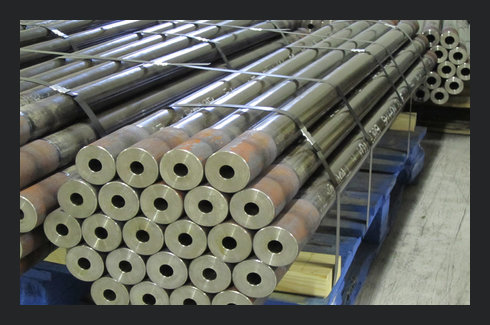 Through Inertia Welding and CNC Machining, we machined rods and reduced production time.