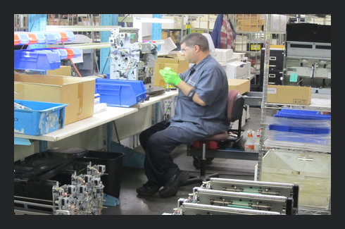Remanufacturing of Office Products allows us to increase product life-span for our Customers.