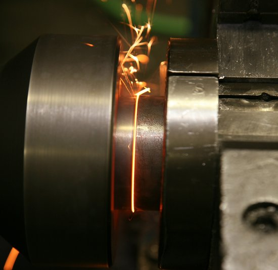 Solid State Welding