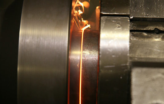 inertia welding / inertia friction welding