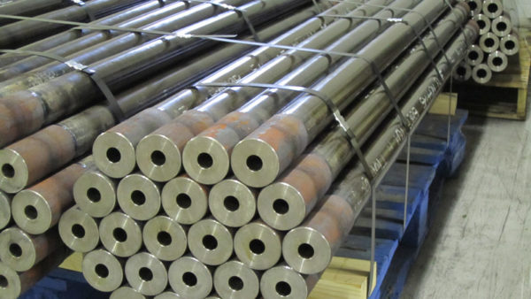 friction welding, drilling-rods-mining-industry